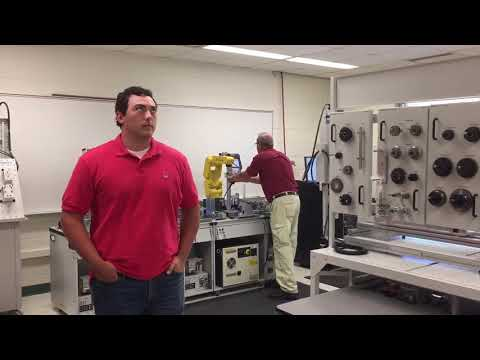 Southeastern Community College mechatronics