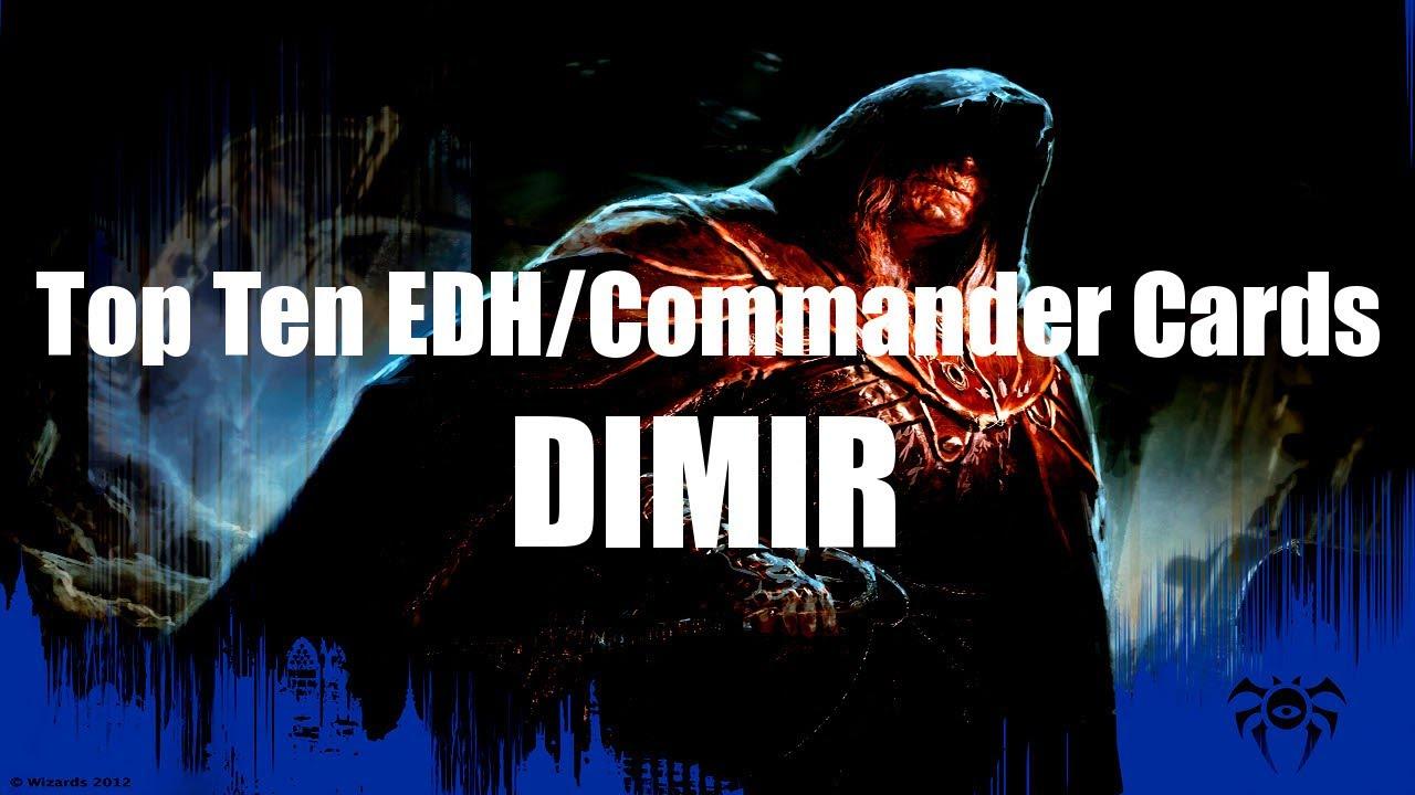 mtg top 10 dimir edh commander cards youtube. Black Bedroom Furniture Sets. Home Design Ideas