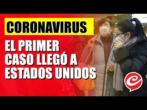 Alarma en Estados Unidos: detectaron el primer caso del coronavirus chino