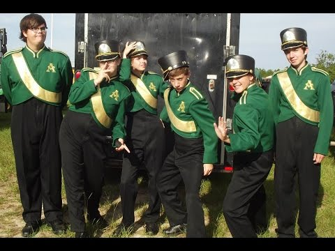 Aiken High School Marching Band 2014