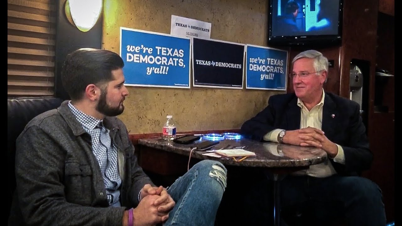 tout neuf vente discount marques reconnues Interview: Texas Democrat Mike Collier Takes On America's ...