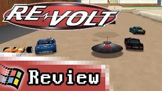 TRG Retro Reviews - Re-Volt - Windows 98