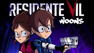 RESIDENTE VIL - WOONS (Parodia Resident Evil 2)