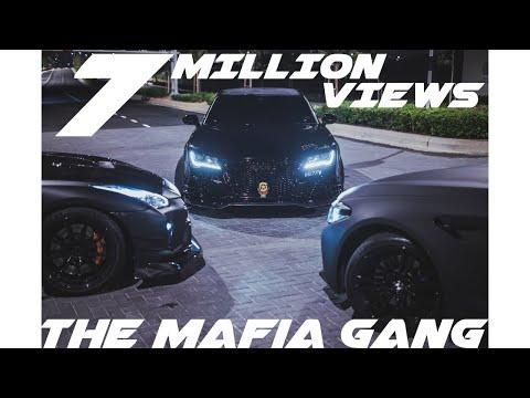 The Mafia Gang [Nissan GTR , BMW M5 AND Audi S7]