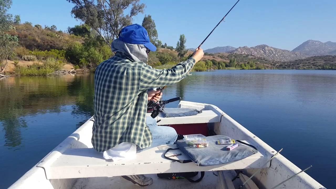 Fishing lake jennings san diego ca youtube for Lake jennings fishing