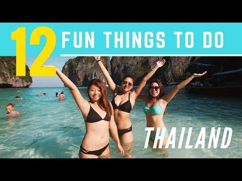 THAILAND TRAVEL GUIDE: 12 Fun Things To Do!