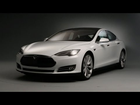 2013 Tesla Model S first drive Consumer Reports