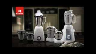 Havells Mixer Grinder Ad 25 oct 2013- Phool jaisi idli (Hindi)
