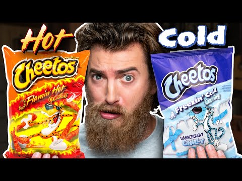 Alternate Universe Snacks Taste Test