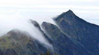 台灣山岳之美-能高越嶺國家步道