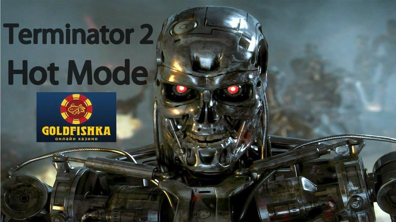 Terminator 2 Slot casino , занос 153 000 рублей!