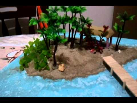 Maqueta de youtube for Hotel con piso de vidrio sobre el mar
