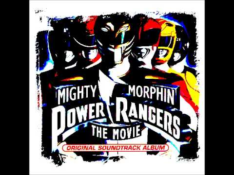 The Original 'Power Rangers' Movie Soundtrack Is Still a