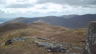 A fine wee hill with John McMartin, Beinn Bhreac
