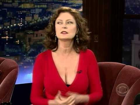 Susan Sarandon The Late Late  with Craig Ferguson 2008