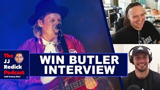 Win Butler on Arcade Fire and the NBA's Return | The JJ Redick Podcast | The Ringer