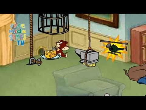 Tom and Jerry New Trap O'Matic - Kitchen and Living room | Tom and Jerry | Kids Gaming Shows TV