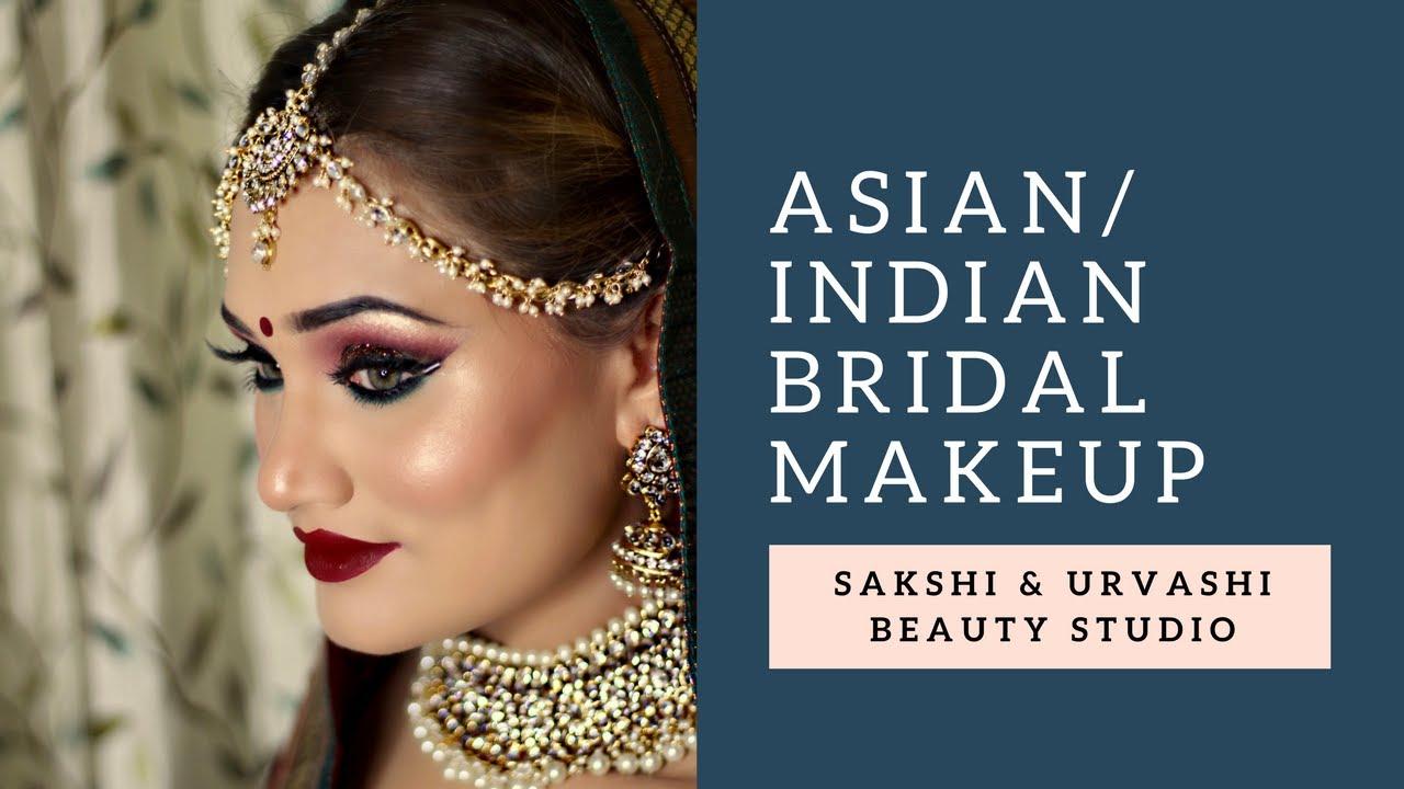 Asian/Indian Bridal Makeup - Delhi Make-Up Artist
