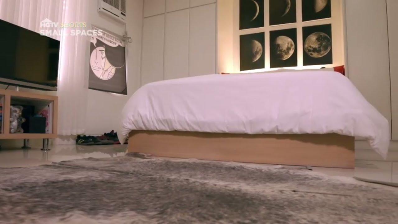 Scandinavian Apartment | Small Spaces | HGTV Asia - YouTube