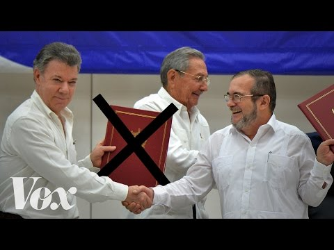 Colombia's fragile peace, explained
