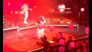 Nao -Bad Blood Live @ The Warfield SF 1/16/19