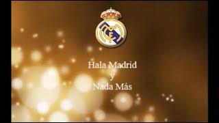 Hala Madrid y Nada Más - English Lyrics