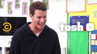 Tosh.0 - Twitten By - The Balding Pelican