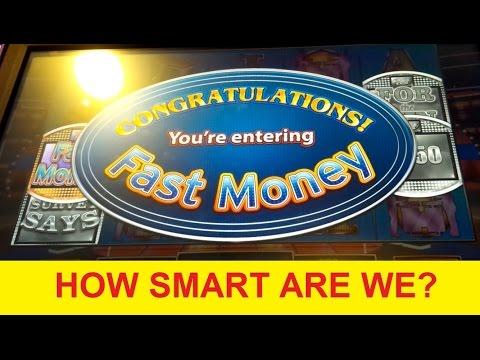 Family Feud Slot Machine *BIG WIN* Bonus- JUST HOW SMART ARE WE?! - 동영상