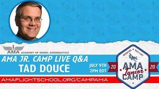 AMA Jr. Camp Live Q&A with Tad Douce