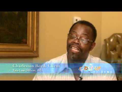 Testimonial: Charleston Boyd