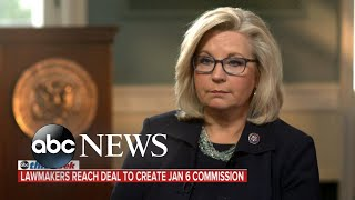 Liz Cheney discusses her political future and the state of the Republican Party | ABC News