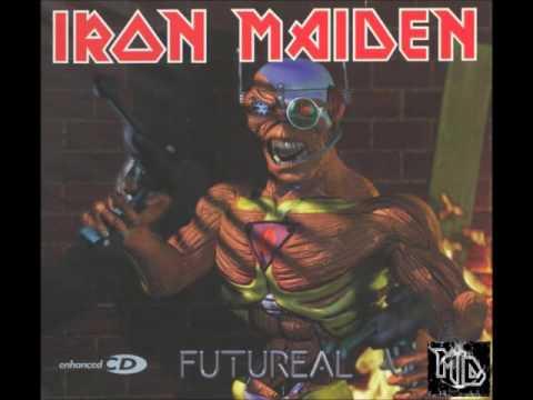 Iron Maiden - Futureal  (The Ed Hunter Tour 1999, Bruce Dickinson/Adrian Smith)