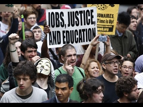 Unemployment, Occupy Wall Street, Congress Doing Nothing - Tina Dupuy Interview