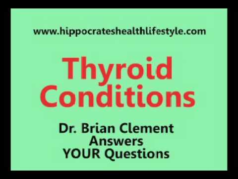 Thyroid Conditions, Off Cytomel and Synthroid
