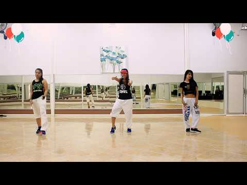 "Zumba ""Wild Thoughts By Dj Khaled Ft Rihanna & Bryson Tiller / Choreo By Chenci At WKM Studio"