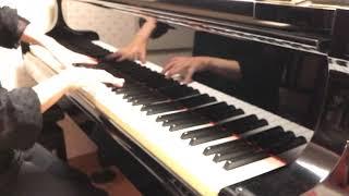 ピアノ演奏「ソライロ/Kis-My-Ft2」【耳コピ】