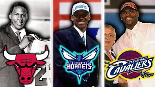 The GREATEST Player Drafted From EVERY NBA Team