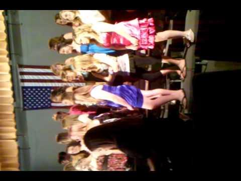 Penn Yan middle school chorus concert 5/12/11