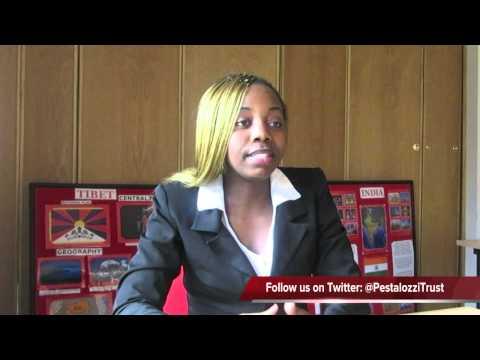 Pestalozzi Student Profile: Claire Gapare