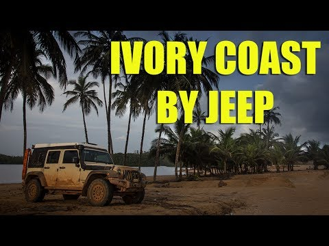 Ivory Coast By Jeep
