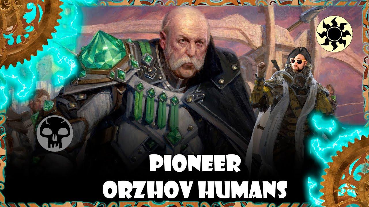 Pioneer Orzhov Humans Magic online pioneer orzhov humans. pioneer orzhov humans