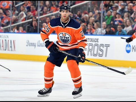 Nurse Signs Two Year Extension with Oilers