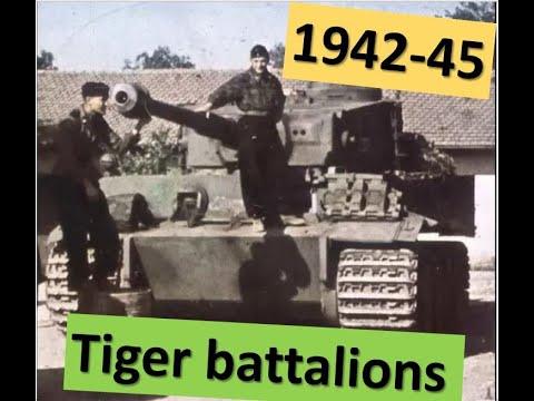 German Heavy Tank Battalions - origins, development and deployment (1942-1945) thumbnail