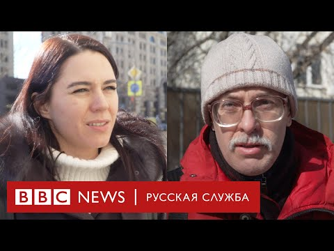 Москвичи дают советы самим себе в марте 2020