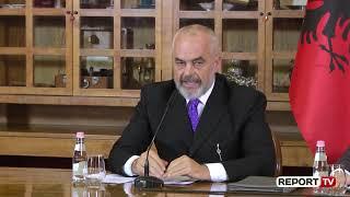 Report TV -Negociatat/ Rama: Maqedonia e Veriut ndërroi emrin, ne bëmë gjithçka kërkuan!