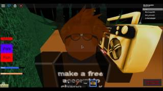 Roblox Music Video - Eminem Not Afraid - By BloxCharged856