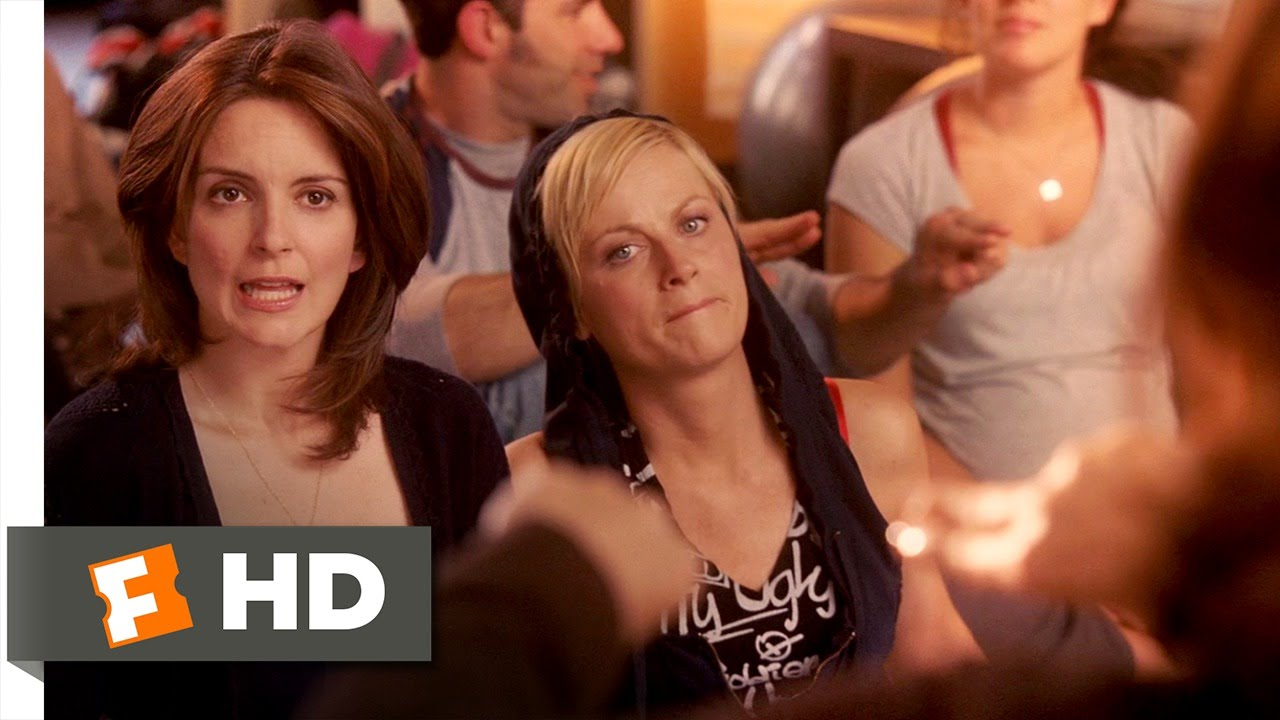 Baby Mama (8/11) Movie CLIP - Spray a Little Pam (2008) HD