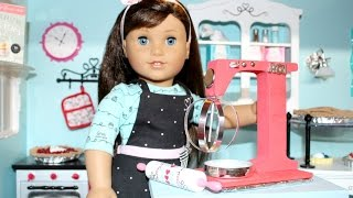 DIY American Girl Doll Stand Mixer