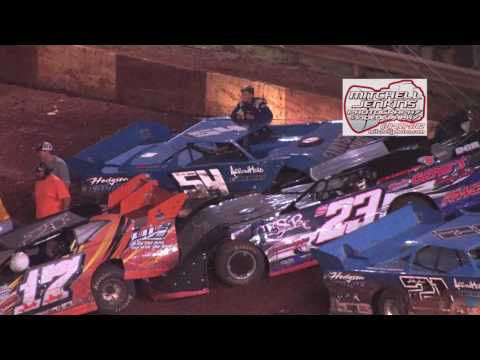 Rome Speedway 9/6/15 Crate Latemodel Feature!