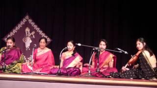 Indina Vaara Shubha Vaara in Raaga Surati and Dashavatara Mangala in Madhyamaavathi